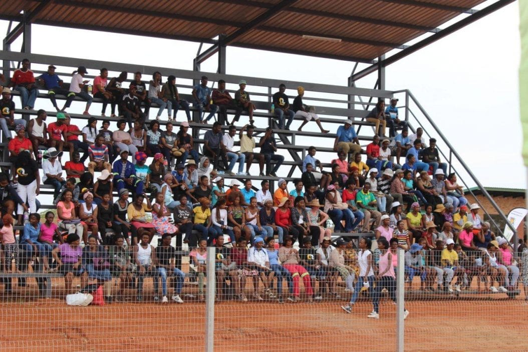 Part of the community of Lephalale attending Mayoral Imbizo to raise their concerns. PIC supplied.jpg