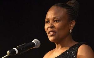 "Parliament accepts DA's new motion ""to oust"" Mkhwebane"