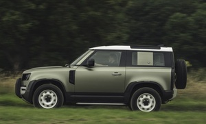 Land Rover SA announces prices for New Defender 110