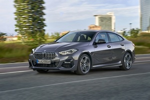 The first-ever BMW 2 Series Gran Coupe available in SA