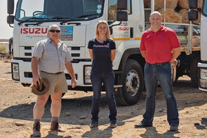 ISUZU helps drought-stricken Lephalale farmers to survive
