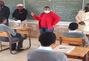 Limpopo enriches learners to pass examinations