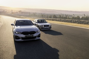 "The BMW 330is Limited Edition pays homage to the iconic ""Gusheshe"" 325is"