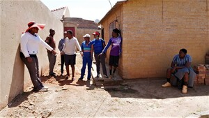 Snakes and sewage: Housing troubles grow in S. Africa's Soweto