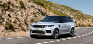 Range Rover Sport Straight Sixty-Six Performance, Electric Supercharger