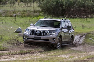Toyota Land Cruiser receives major upgrade