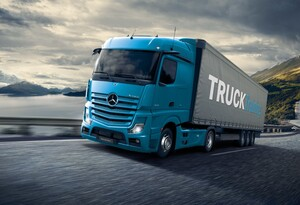 Mercedes-Benz Trucks offers free driver training to improve road safety