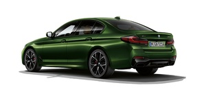 BMW SA announces prices for new the BMW 5 Series
