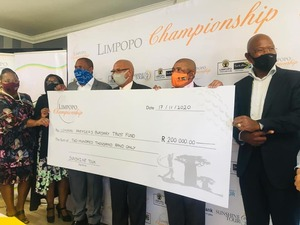 Limpopo Premier's Bursary Trust Fund gets donation to help deserving students