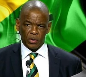 Magashule appears in court charged with corruption