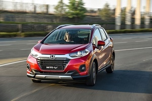 Honda launches WR-V to expand SUV compact segment